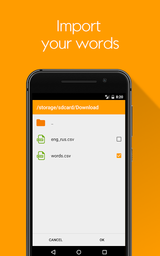 Flashcards maker learn languages with Lexilize 1.9.1 screenshots 6