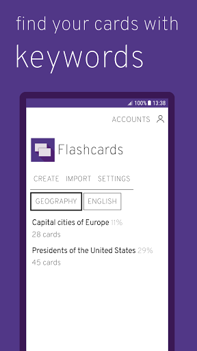 Flashcards – study effectively 2.9 screenshots 5