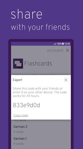 Flashcards – study effectively 2.9 screenshots 6
