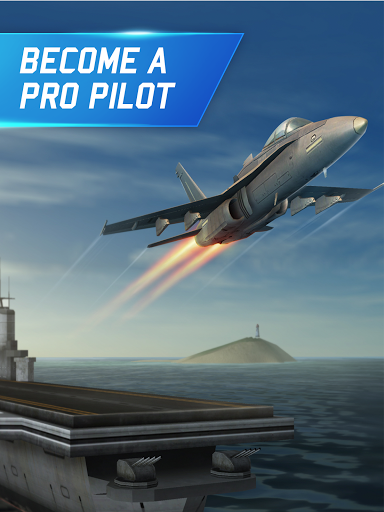 Flight Pilot Simulator 3D Free 1.3.6 screenshots 10