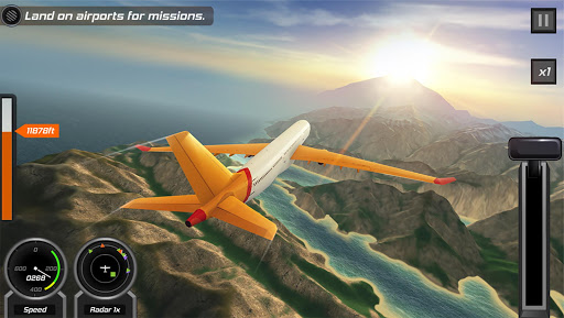 Flight Pilot Simulator 3D Free 1.3.6 screenshots 12