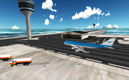 Flight Simulator Fly Plane 3D 1.32 screenshots 14