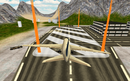 Flight Simulator Fly Plane 3D 1.32 screenshots 4