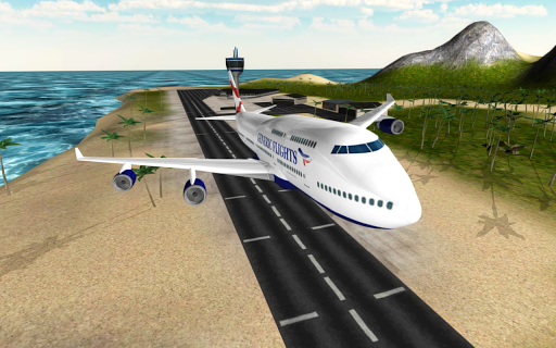 Flight Simulator Fly Plane 3D 1.32 screenshots 7