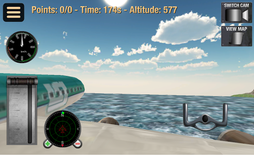 Flight Simulator Fly Plane 3D 1.32 screenshots 8