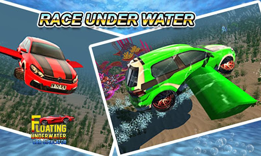 Floating Underwater Car Sim 1.8 screenshots 2