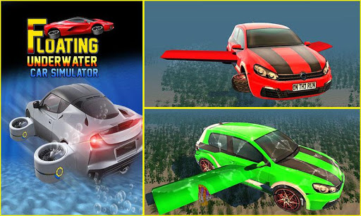 Floating Underwater Car Sim 1.8 screenshots 20