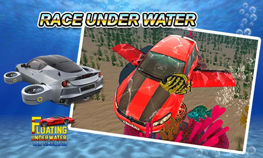 Floating Underwater Car Sim 1.8 screenshots 4