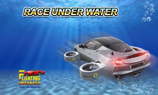 Floating Underwater Car Sim 1.8 screenshots 9