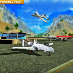 Download Full ✈️ Fly Real simulator jet Airplane games 1.1 APK Unlimited Cash