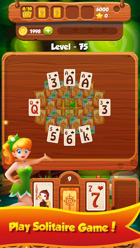 Forest Fairy Solitaire 1.2.6 screenshots 1