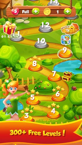 Forest Fairy Solitaire 1.2.6 screenshots 3