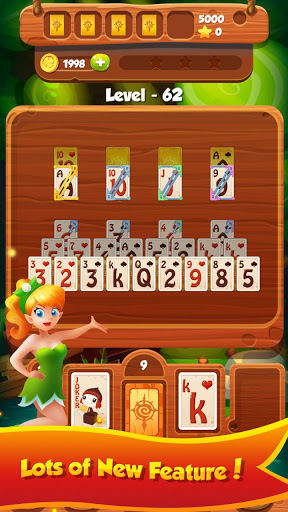 Forest Fairy Solitaire 1.2.6 screenshots 4