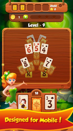 Forest Fairy Solitaire 1.2.6 screenshots 5