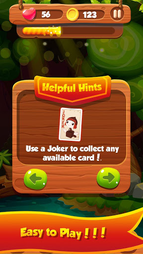 Forest Fairy Solitaire 1.2.6 screenshots 7