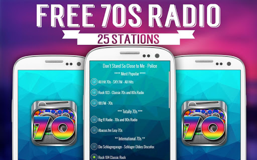 Free 70s Radio 3.0 screenshots 6