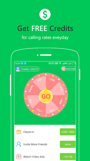 Free Calls – International Phone Calling App 1.3.7 screenshots 4
