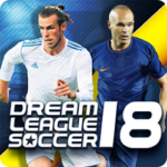 Free Download Dream League Soccer 2018 5.04 APK Mod APK