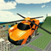 Free Download Flying Rescue Helicopter Car  APK Mod APK