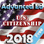 Free Download US Citizenship Test – Advanced 1.5.5 APK Full Unlimited