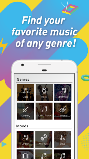 Free Music MP3 Player – Download MixerBox Lite screenshots 5
