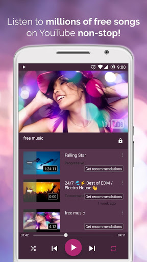 Free Music Player Endless Free Songs Download Now 1.202 screenshots 1
