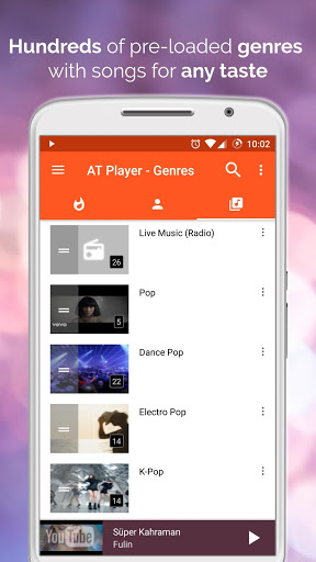 Free Music Player Endless Free Songs Download Now 1.202 screenshots 8