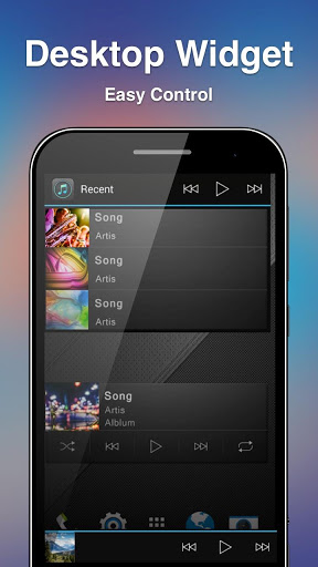 Free Music Player For Android screenshots 3