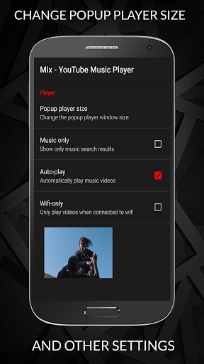 Free Music Player for YouTube Unlimited Songs 1.1.012 screenshots 8
