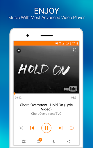 Free Music Unlimited for YouTube Stream Player 3.1.4 screenshots 10