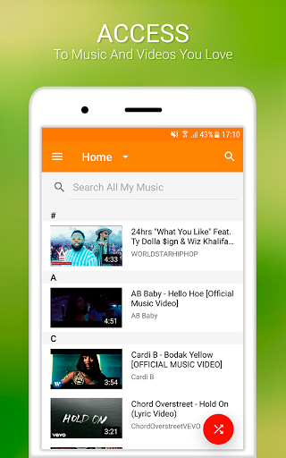 Free Music Unlimited for YouTube Stream Player 3.1.4 screenshots 13