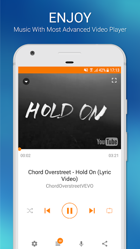 Free Music Unlimited for YouTube Stream Player 3.1.4 screenshots 4
