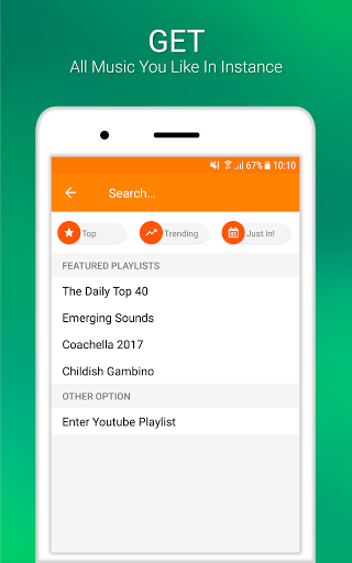 Free Music Unlimited for YouTube Stream Player 3.1.4 screenshots 8