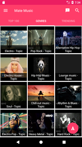 Free Music for Youtube Tube Music BG 1.8 screenshots 3