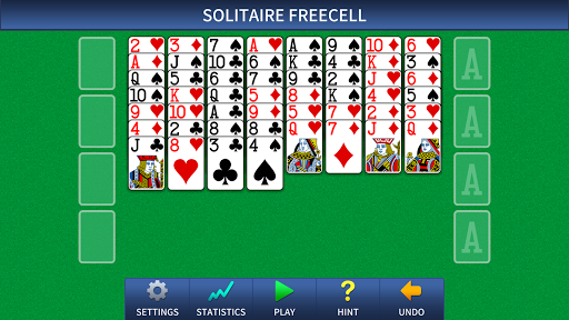 FreeCell Solitaire Classic 1.0.3 screenshots 5