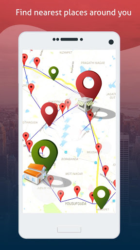 GPS Maps Navigations amp Directions 3.5 screenshots 4