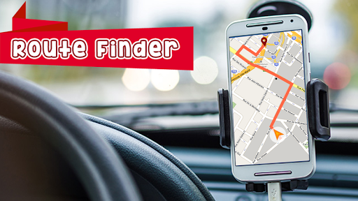 GPS Route Finder GPS Maps Navigation amp Directions 2.0.24 screenshots 1