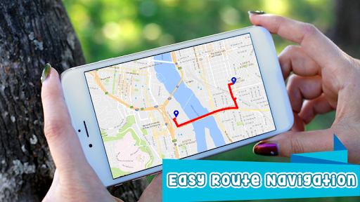 GPS Route Finder GPS Maps Navigation amp Directions 2.0.24 screenshots 4