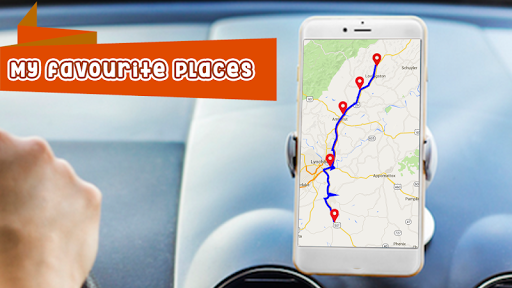 GPS Route Finder GPS Maps Navigation amp Directions 2.0.24 screenshots 5
