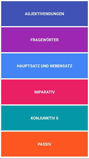 German Complete Grammar 1.9.0 screenshots 6
