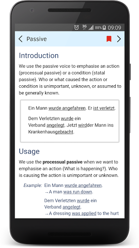 German Grammar in Use 2.1 screenshots 4