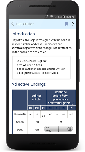 German Grammar in Use 2.1 screenshots 6