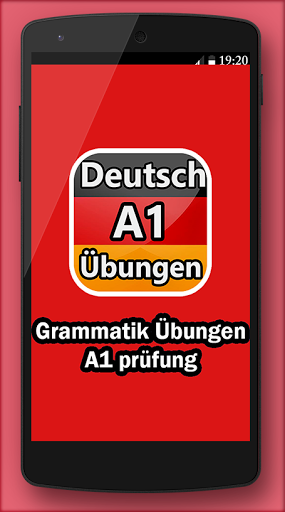 German grammar Exercises A1 1.0.5 screenshots 1