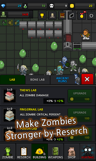 Grow Zombie – Zombie Inc 1.0 screenshots 13