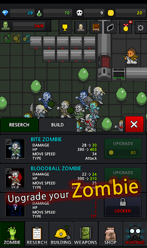 Grow Zombie – Zombie Inc 1.0 screenshots 3