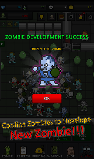 Grow Zombie – Zombie Inc 1.0 screenshots 9