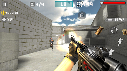Gun Shot Fire War 1.1.2 screenshots 4