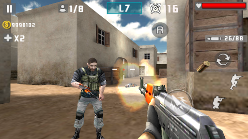 Gun Shot Fire War 1.1.2 screenshots 5