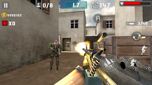 Gun Shot Fire War 1.1.2 screenshots 7