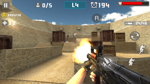 Gun Shot Fire War 1.1.2 screenshots 8
